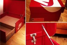 csomagolás / dizájnos csomagolások
