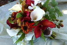 Fall Bouquets / Some of our gorgeous bouquets we have done for fall weddings. Please give credit if you re-post. We will also be adding some of the best fall bouquets from other artists.