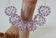 set di perle By Ghirigori Glass