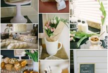 {Orange Trunk} BABY SHOWERS / events designed and produced by {orange trunk} vintage styling & rentals