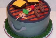 bbq cakes
