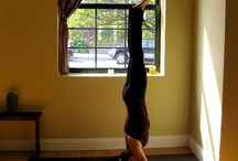 Yoga / Headstands