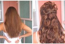 Bridal Styles for long hair