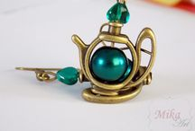 Mika Art Accesories / earrings, rings, necklaces, bracelets and more