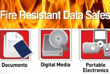 Data/Media Fireproof Safes / Because data storage is stored on plastic based materials, you will require a DATA FIRE SAFE from The Little Safe Company to protect your precious business data such as Back-up Tapes. All Data and Media Fire safes ensure that plastic media remains below its melting point - 52 degrees C - for up to 2 hours in a fire depending on model. Digital Media Safes will only protect CD/DVD formats, USB Flash drives, External Back Up Drives and paper Documents.