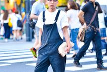 Men's Street Style in Asia / Collecting classic eastern street style snaps discovered in Tokyo, Seoul and Singapore.