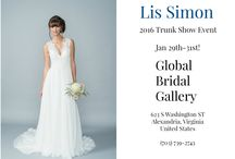 Trunk Shows / #LisSimon #TrunkShows! For more info and events go to www.lissimon.com