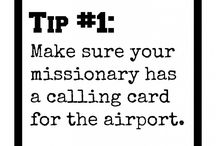 Tips for mission