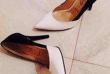 Elegance / heels / BlackAndWhite - MissSixty