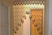 cortinas pedraria