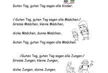 német dalok