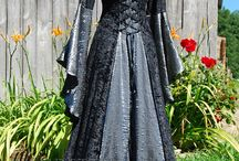 Medieval fantasy things and clothes