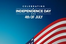 Happy 4TH of July everyone. Let's celebrate independence & freedom. Let us remember our heroes.