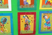 Gustav Klimt / Γνωρίζοντας τον Klimt Εικαστικές δημιουργίες των μαθητών του 7ου ΔΣ Νίκαιας www.7dimotikonikaias.blogspot.gr