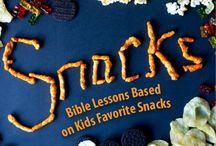 Curriculum - Snacks