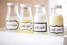 Etiquetas para imprimir / #Ideas y #DIY para crear tus propias #etiquetas