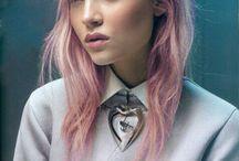 pastel hair envy