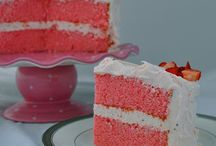 Cakes to do with JoeJoe (Nexted great baker ) / by Linda Rivas