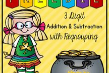 2nd Grade 3 Digit Addition and Subtraction