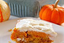 Pumpkin Recipes / by Jodi Merrill