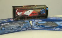 Helicopter Gifts / Items from AHMEC gift shop.