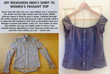 Reformar ropa