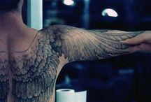 arnoko wings Tattoo