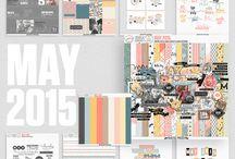 Anita Designs Project Life Kits
