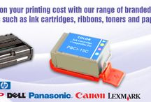 Printer Essential / Save tremendous on your #printing cost with our range of branded #printeressential supplies such as #inkcartridges, #ribbons, #toners and more. Moreover you get lifetime warranty on wide range of selected products.