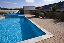 Cottages With Swimming Pools / Our last minute holiday cottages offer everything you would need for a self-catering break including the luxury of having your very own swimming pool to relax and unwind in.  / by Late Lettings
