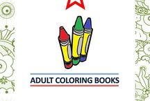 Adult Coloring Books / Largest Selection of Coloring Books for Adults http://maturecolors.com