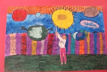 2nd grade_projects / by Lisa Kepler