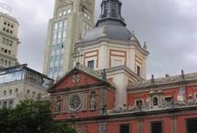 Hiszpania Madryt