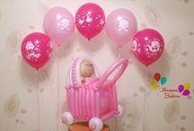 Мои работы / Воздушные шары, шарики, Аэродизайн, твистинг
