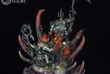 NEW chaos Nurgle The Glottkin