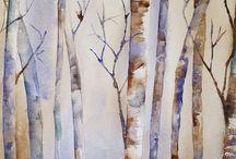 watercolor sabrina migliorini