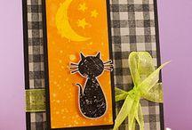 (AH)  Cards ~ Halloween