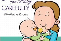 #MyMotherKnows / Tips for mother on how to take care of her newborn!