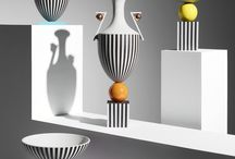 Wedgwood by Lee Broom / A capsule collection of limited edition vases and bowls inspired by Wedgwood's 250-year heritage. The collaboration between Lee Broom and British luxury brand Wedgwood celebrates the values of design, British craftsmanship and innovation by using the famous Jasperware and taking cues from iconic historical pieces.