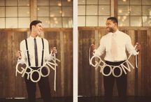 Gay Wedding Styled Shoot