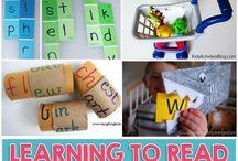 Homeschool: Literacy/ Phonics / by Christy Meyer