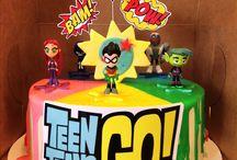 Teen Titans Go! Birthday party