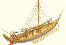 Shipping and sailors