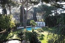 Vips Celebrity Home Huizen-Pool Zwembaden Garden / by Mieke lobker