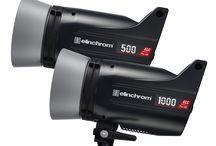 Elinchrom Pro HD / Nuevas Luces Pro HD, permite tomar Rafaga, Retardo, o Secuencia.