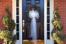 Svatební dveře