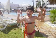 Vacaciones Mojacar / Vacaciones en hotel Best Pueblo Indalo en Mojacar provincia de Almería. Año 2014