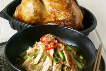 Chicken Recipes / Recipes for main courses featuring chicken - from MyGourmetConnection and our favorite food bloggers, magazines and brands.