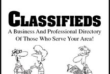 Classifieds / Looking for a Job, Service, or Home? Here are our Classififeds! Updates Weekly! http://lillienews.com/classified