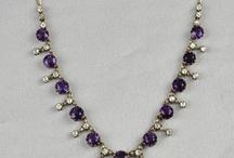 * Pretty Purple Jewelry * / by Kim Champion